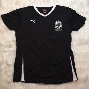 Puma Women's Elite Soccer Jersey WES showcase Sz M